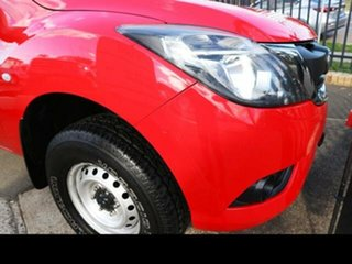 2016 Mazda BT-50 MY16 XT Hi-Rider (4x2) Red 6 Speed Automatic Freestyle Cab Chassis