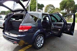 2012 Ford Territory SZ Titanium Seq Sport Shift Grey 6 Speed Sports Automatic Wagon