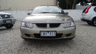 2002 Holden Commodore VX II Executive Gold 4 Speed Automatic Wagon