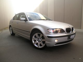 2001 BMW 3 Series E46 MY2002 325i Steptronic Titanium Silver 5 Speed Sports Automatic Sedan.