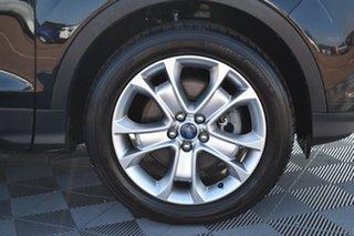 2013 Ford Kuga TF Trend PwrShift AWD Black 6 Speed Sports Automatic Dual Clutch Wagon