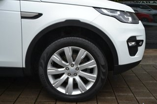 2015 Land Rover Discovery Sport L550 15MY Td4 SE White 9 Speed Sports Automatic Wagon
