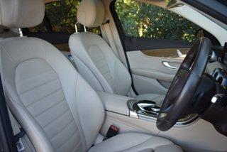 2016 Mercedes-Benz C-Class W205 806+056MY C250 d 7G-Tronic + Grey 7 Speed Sports Automatic Sedan
