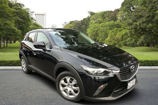 2015 Mazda CX-3 DK2W7A Neo SKYACTIV-Drive Black 6 Speed Sports Automatic Wagon.