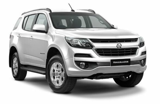 New Holden Trailblazer RG MY20 LT Atherton, 2020 Holden Trailblazer RG MY20 LT White 6 Speed Sports Automatic Wagon