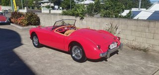 1957 MG A MK1 Red 4 Speed Manual Roadster