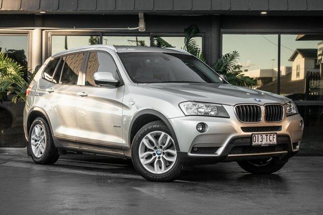 Used BMW X3 F25 MY0413 xDrive20d Steptronic, 2013 BMW X3 F25 MY0413 xDrive20d Steptronic Silver 8 Speed Automatic Wagon
