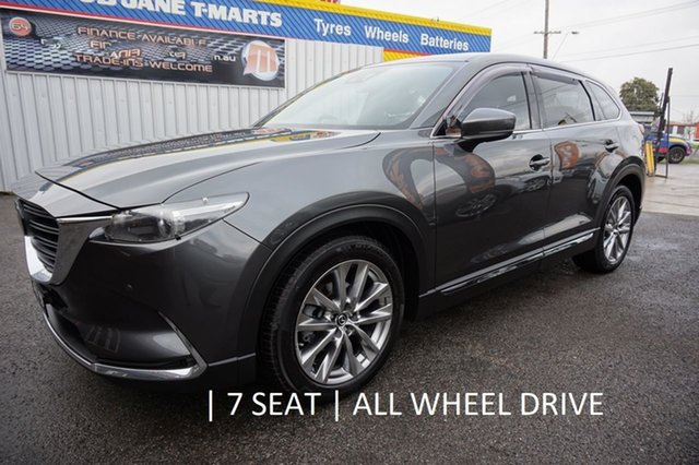 Used Mazda CX-9 TC Azami SKYACTIV-Drive i-ACTIV AWD, 2016 Mazda CX-9 TC Azami SKYACTIV-Drive i-ACTIV AWD Machine Grey 6 Speed Sports Automatic Wagon