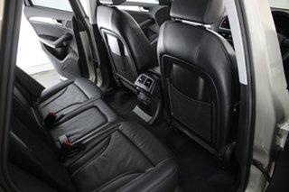 2012 Audi Q5 8R MY13 TDI S Tronic Quattro Cuvee Silver 7 Speed Sports Automatic Dual Clutch Wagon