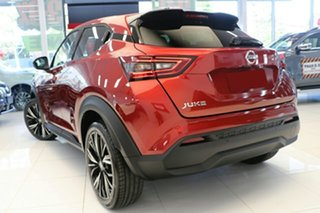 2020 Nissan Juke F16 Ti DCT 2WD Burgundy 7 Speed Sports Automatic Dual Clutch Hatchback.