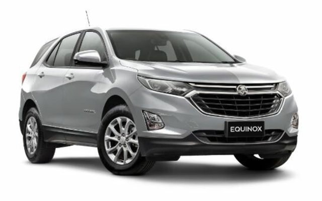 New Holden Equinox EQ MY20 LT FWD, 2020 Holden Equinox EQ MY20 LT FWD Silver 6 Speed Sports Automatic Wagon