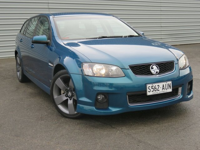 Used Holden Commodore VE II MY12.5 SV6 Sportwagon Z Series, 2012 Holden Commodore VE II MY12.5 SV6 Sportwagon Z Series Blue 6 Speed Sports Automatic Wagon