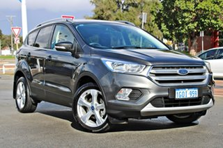 2018 Ford Escape ZG 2018.75MY Trend 2WD Grey 6 Speed Sports Automatic Wagon