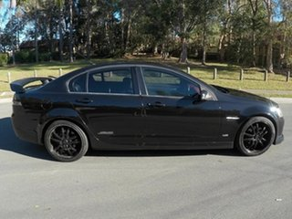 2007 Holden Commodore VE SS-V Black 5 Speed Automatic Sedan