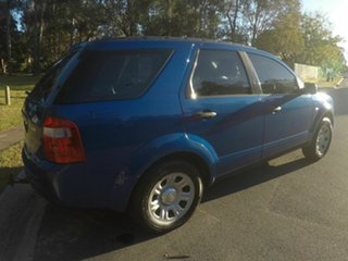 2007 Ford Territory 2 TX Blue 5 Speed Automatic Wagon