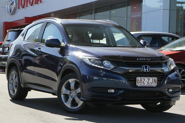 Used Honda HR-V MY16 VTi-S, 2016 Honda HR-V MY16 VTi-S Blue 1 Speed Hatchback