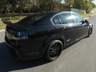 2007 Holden Commodore VE SS-V Black 5 Speed Automatic Sedan.
