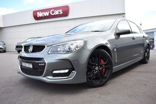 2015 Holden Commodore VF II MY16 SS V Redline Grey 6 Speed Manual Sedan