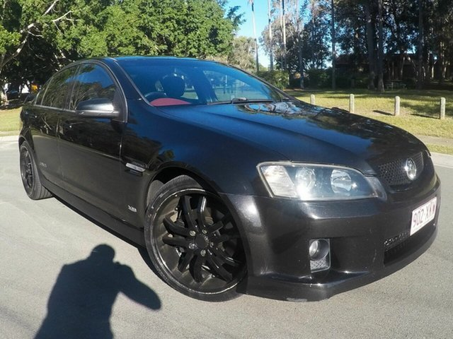 Used Holden Commodore VE SS-V, 2007 Holden Commodore VE SS-V Black 5 Speed Automatic Sedan