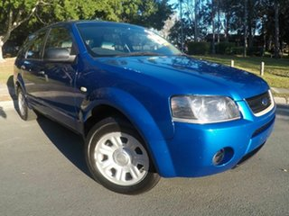 2007 Ford Territory 2 TX Blue 5 Speed Automatic Wagon.