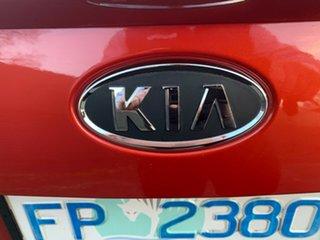 2007 Kia Rio JB Red 5 Speed Manual Sedan
