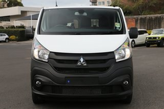 2021 Mitsubishi Express SN MY21 GLX SWB White 6 Speed Auto Dual Clutch Van