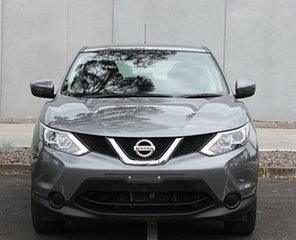 2017 Nissan Qashqai J11 ST Grey 1 Speed Constant Variable Wagon.