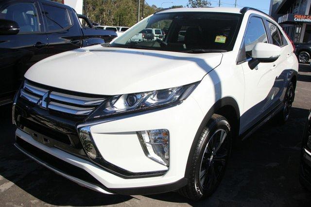 New Mitsubishi Eclipse Cross YA MY20 LS AWD, 2019 Mitsubishi Eclipse Cross YA MY20 LS AWD White 8 Speed Constant Variable Wagon