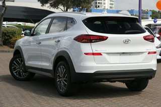 2019 Hyundai Tucson TL3 MY19 Elite D-CT AWD Pure White 7 Speed Sports Automatic Dual Clutch Wagon.