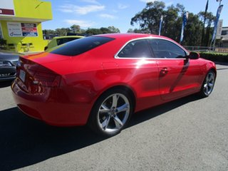 2012 Audi A5 8T MY12 Multitronic Red 8 Speed Constant Variable Coupe.