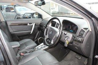 2013 Holden Captiva CG MY12 7 LX (4x4) Black 6 Speed Automatic Wagon