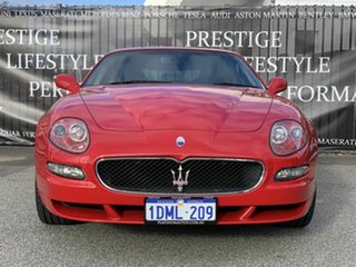 2007 Maserati GRANSPORT M138 Cambiocorsa Red 6 Speed Sports Automatic Single Clutch Coupe.
