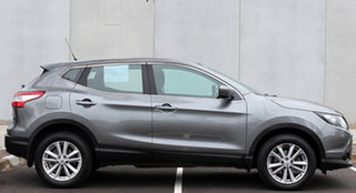 2017 Nissan Qashqai J11 ST Grey 1 Speed Constant Variable Wagon