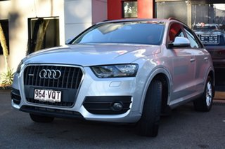 2013 Audi A3 8V Ambition Sportback S Tronic Quattro Metallic Silver 6 Speed