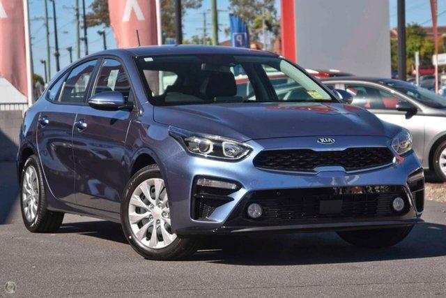 Demo Kia Cerato BD MY20 S Reynella, 2020 Kia Cerato BD MY20 S Blue 6 Speed Sports Automatic Hatchback