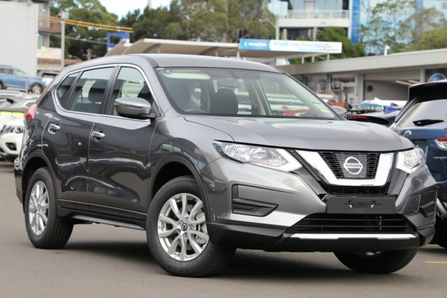 New Nissan X-Trail T32 Series III MY20 ST X-tronic 2WD, 2020 Nissan X-Trail T32 Series III MY20 ST X-tronic 2WD Gun Metallic 7 Speed Constant Variable Wagon