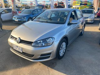 2016 Volkswagen Golf VII MY16 92TSI DSG Comfortline Silver 7 Speed Sports Automatic Dual Clutch.