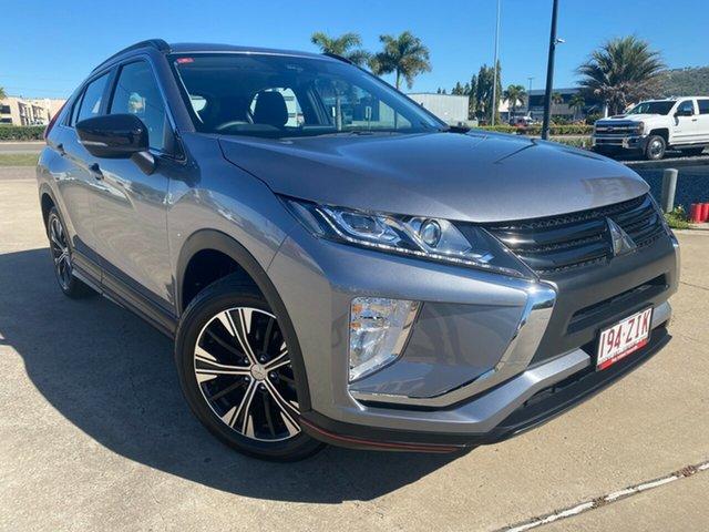 Used Mitsubishi Eclipse Cross YA MY18 ES 2WD, 2018 Mitsubishi Eclipse Cross YA MY18 ES 2WD Grey 8 Speed Constant Variable Wagon