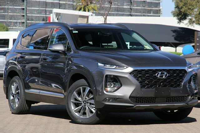 New Hyundai Santa Fe TM.2 MY20 Elite, 2019 Hyundai Santa Fe TM.2 MY20 Elite Magnetic Force 8 Speed Sports Automatic Wagon