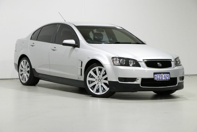 Used Holden Special Vehicles Senator E-Series MY08 Upgrade , 2009 Holden Special Vehicles Senator E-Series MY08 Upgrade Silver 6 Speed Manual Sedan
