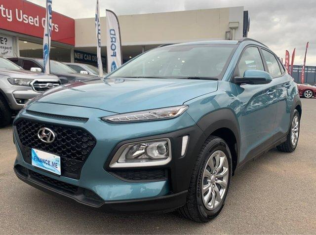 Used Hyundai Kona  Go, 2019 Hyundai Kona Go Blue Sports Automatic Wagon