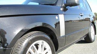 2009 Land Rover Range Rover Vogue L322 10MY TDV8 Black 6 Speed Sports Automatic Wagon