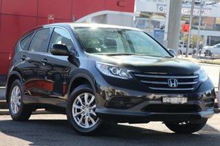 2014 Honda CR-V RM MY15 VTi Plus Brown 5 Speed Automatic Wagon.