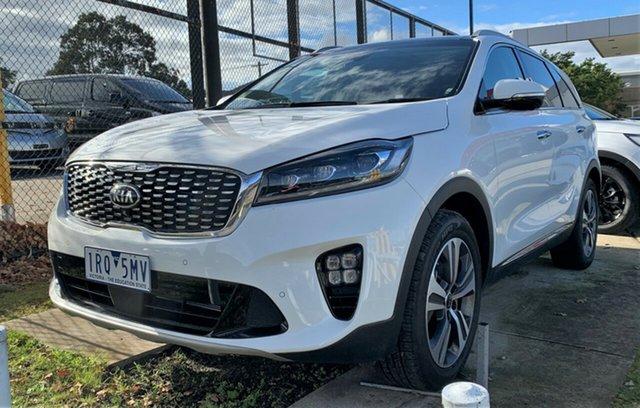 New Kia Sorento UM MY20 GT-Line, 2019 Kia Sorento UM MY20 GT-Line Clear White 8 Speed Sports Automatic Wagon