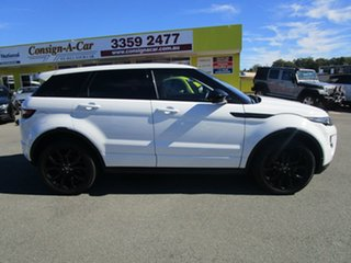 2015 Land Rover Range Rover Evoque L538 MY15 SI4 Dynamic White 9 Speed Sports Automatic Wagon