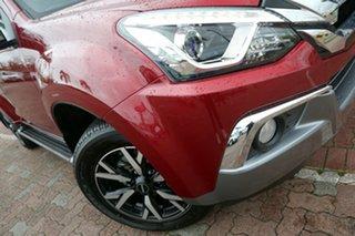 2020 Isuzu MU-X MY19 LS-U Rev-Tronic Magnetic Red 6 Speed Sports Automatic Wagon.