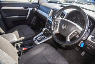2012 Holden Captiva CG Series II MY12 7 SX White 6 Speed Sports Automatic Wagon