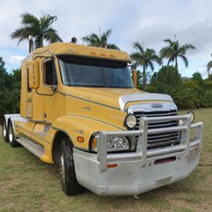 2006 Freightliner Century Class CST120 CLASS Yellow Prime Mover 0.6l 6x4.