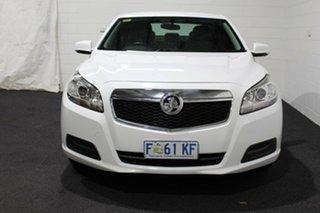 2016 Holden Malibu V300 MY15 CD Summit White 6 Speed Sports Automatic Sedan