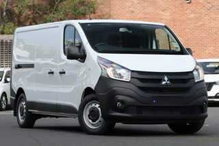 2021 Mitsubishi Express SN MY21 GLX SWB White 6 Speed Auto Dual Clutch Van.